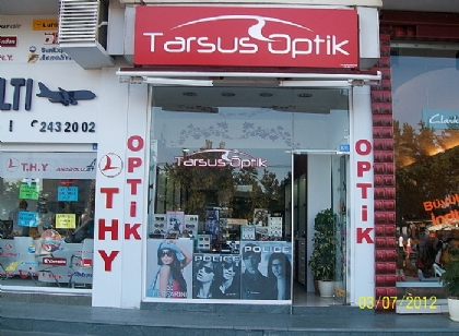 Tarsus optik tabelası